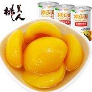 桃美人黄桃罐头价格,桃美人黄桃罐头怎么样