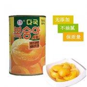 多国黄桃罐头的价格,多国黄桃罐头特点介绍