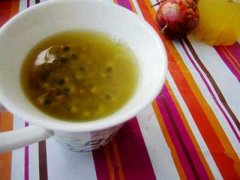 冰糖百香果茶的做法