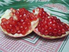 石榴是什么季节的水果,怎么挑选石榴