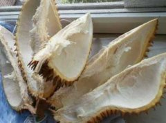 榴莲壳的功效与作用,榴莲壳煲汤的做法