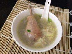 榴莲炖鸡,榴莲煲鸡汤的做法