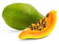 木瓜什么时候成熟,木瓜的热量