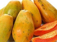 木瓜的营养价值,木瓜的营养成分
