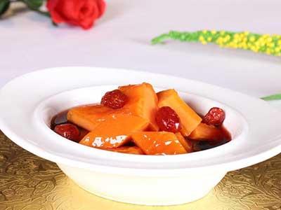 红酒木瓜汤的做法,红酒木瓜汤有什么用