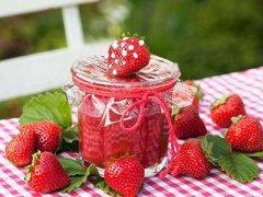 草莓酱的做法大全,自制草莓酱能保存多久