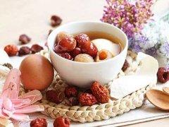 红枣桂圆鸡蛋糖水的功效与作用及做法