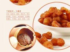 桂圆肉的功效与作用,桂圆肉的做法