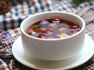 红枣桂圆汤图片