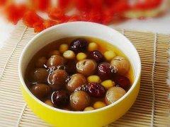 红枣桂圆汤的功效与作用,红枣桂圆汤怎么做