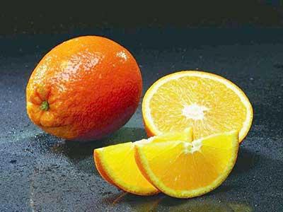 橙子 图片