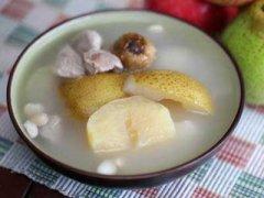 苹果雪梨汤的做法,苹果雪梨汤有什么功效